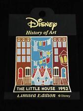 Disney Japan History Of Art 1952 The Little House Pin 16863 LE2000