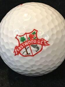 Eastwood Golf Course Logo Golf Ball Ft Myers, FL Slazenger