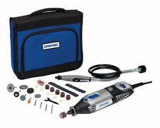 Dremel Rotary Power Tool 4000 175-Watt 45 Pcs Drill Accessories - F0134000JB