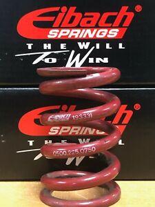"Eibach ERS Main Spring (Coilover) 5"" length 2.25"" ID 750lb"