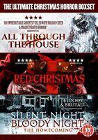 Christmas Horror Boxset  with Ashley Mary Nunes New (DVD  2017)
