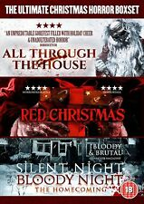 Christmas Horror Boxset  with Ashley Mary Nunes New (DVD  2017)