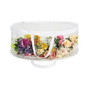 PVC Wreath Storage Bag Dustproof Moisture-proof And Insect Proof Bag 24/30inch