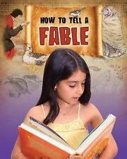 How to Tell a Fable (Text Styles)-ExLibrary