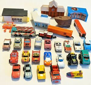 CHOOSE: 1987-1995 Micro Vehicles and Parts * Micro Machines Funrise Road Champs