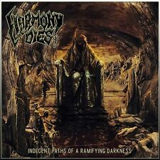 HARMONY DIES - Indecent Paths Of A Ramifying Darkness DIGI CD NEU