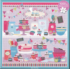 'BAKE MY DAY' 1000 JIGSAW PUZZLE BY OTTER HOUSE