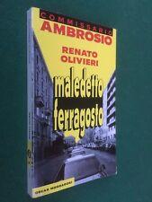 Renato OLIVIERI - MALEDETTO FERRAGOSTO Oscar Gialli/269 (1992) Comm. AMBROSIO