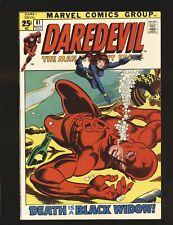 Daredevil # 81 Vf/Nm Cond