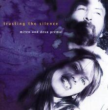 Miten, Deva Premal & Miten - Trusting the Silence [New CD]