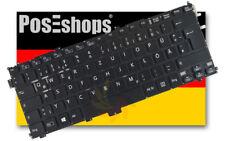 Orig. QWERTZ Tastatur Sony Vaio Pro 13 SVP11321Z9E SVP1321S9EB 13,3 Serie DE Neu