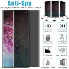 For Samsung Galaxy Note 10 Plus Anti-Spy Privacy Tempered Glass Screen Protector