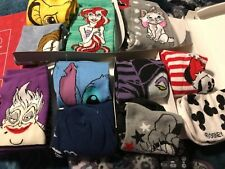 11 Days Of Socks Disney  - Ladies Shoe Size: 4-10 Women's *Christmas*