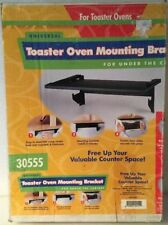 Hamilton Beach Universal Toaster Oven Mounting Bracket for Under the Cabinet ...