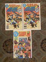 DC Sampler 3 Blue Devil Annual 1, 1st John Constantine & 1st Justice League Dark