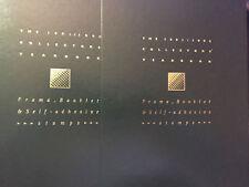 1991 1992 Australia Frama Booklet & Self Adhesive Stamps Yearbook Libro + Box .