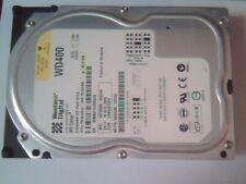 IDE Hard Disk Drive Western Digital WD400 Caviar WD400BB00DEA0 78165360 40GB