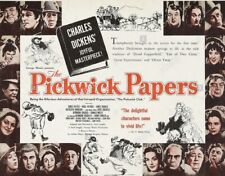 THE PICKWICK PAPERS 1952 SUPER 8 B/W SOUND 6 x 400FT CINE FULL FEATURE 8MM FILM