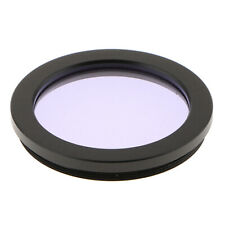"Telescope Eyepiece Lens Color Filter for Astronomy Photo Accessory 2"" Purple"