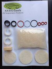 Land Rover Dunlop Air Compressor Piston Seal & Air Dryer Filtration Repair kit