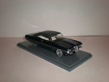 1/43 1968 Pontiac Bonneville Hardtop Coupe Bleu Lim. 500 Pièces