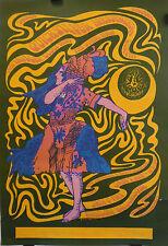 Quicksilver Messenger Service & Steve Miller | Fd # 42 - Orig. 1967 Poster