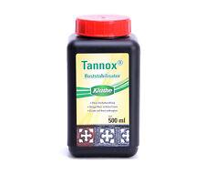 Tannox Roststabilisator von Kluthe Roststopp auf Rost auftragbar 500ml T500