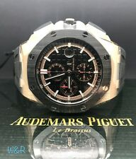 Audemars Piguet Royal Oak Offshore Rose Gold 44mm 26401RO.OO.A002CA.02 BNIB!