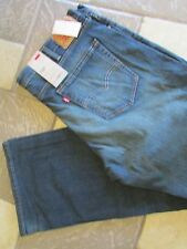 NEW LEVIS 527 SLIM BOOT JEANS MENS 44X32  STYLE: 055270424   FREE SHIP