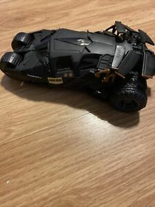 Mattel Tyco Rc 2007 Batman Batmobile Missing Remote Control WORKING MO779