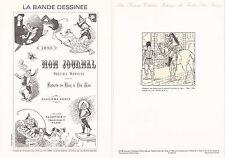 Document Philatélique Timbre 1er Jour : 29/01/ 1988 - La Bande Dessinée