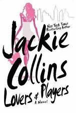 Lovers and Players by Jackie Collins NEW 1st Edition/Printing HC/DJ B1