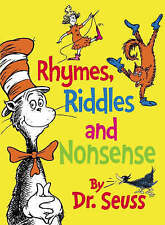 Rhymes, Riddles and Nonsense by Dr. Seuss (Hardback, 2001)