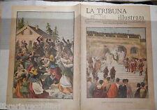 Natale di Roma sul Palatino Repressione Russia Mozaffer ef Din Geroglifici di e