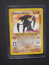 Pokemon SHINING KABUTOPS 108/105 - NEO DESTINY SET HOLO - (PL/EX)