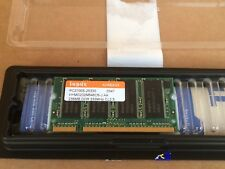 Hynix 256 MB SO-DIMM DDR Memory (PC2700S25330) RAM MEMORY Made in Korea