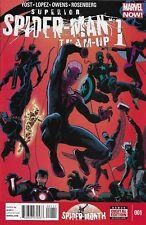 Superior Spider-Man comic issue 1 Team-Up Modern Age First Print 2013 Yost Lopez