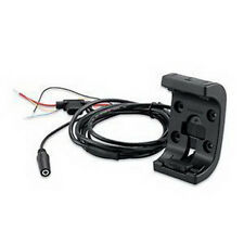 Garmin Montana 6xx series Motorcycle Mount hardwire power Audio 010-11654-01