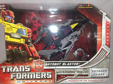 Transformers Universe Blaster NEW MIB Voyager