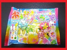 FREE Shipping Japan Kracie Popin Cookin OEKAKI GUMMY LAND KIT