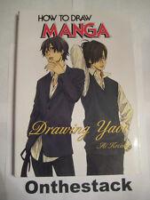 How to Draw Manga Vol. 41: Drawing Yaoi by Ai Kozaki (2007, Paperback)