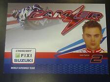 Crescent Suzuki WSB 2012 #2 Leon Camier (GB) / #21 John Hopkins (USA)