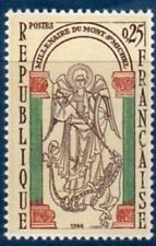 Millénaire du Mont Saint Michel - YT 1482 - **