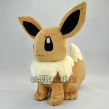 "New 13"" EEVEE Pokemon Cute Rare Soft Plush Toy Doll/PC1917"