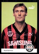 Rudi BOMMER Selez. Francoforte 1992-93 Top AK + a 73917