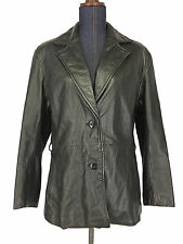 Wilsons Leather Womens 2 Button Thinsulate Ultra Insulation Coat Jacket Size XL
