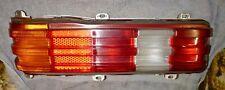 Mercedes-Benz W123 300D 300CD 240D Tail Light Lamp Driver Left LH Rear Tested