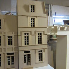12th Scale 4 Storeys High French House Readymade Version by DHD