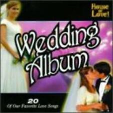 Wedding Album: Our Favorite Love Songs by Various Artists (CD)