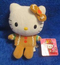 """Jakks Pacific Sanrio Hello Kitty As Ginger Bread 5"""""""